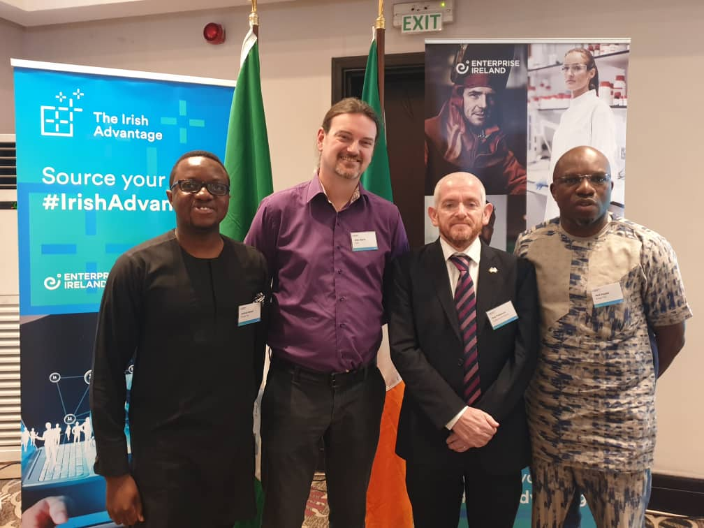 Konga Pay - PiP iT - Irish Ambassador