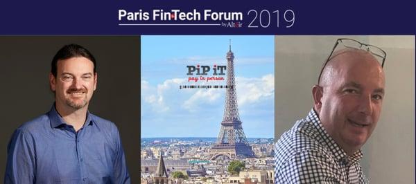 PiP iT Global News - PiP IT Team To Attend Paris FinTech Forum