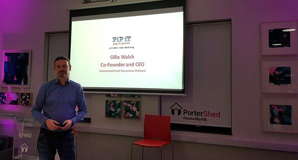 PiP iT Global News - First Western Edge Pitch Event