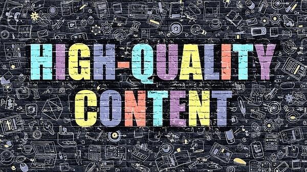 PiP iT Global Blog - Quality Content: Give Customers A Reason To Return