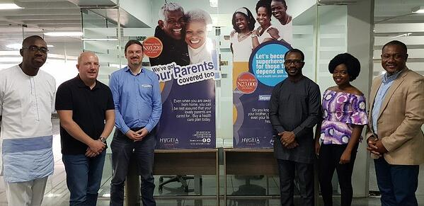 PiP iT Global Blog - PiP IT Global West Africa Tour - Hygeia Office